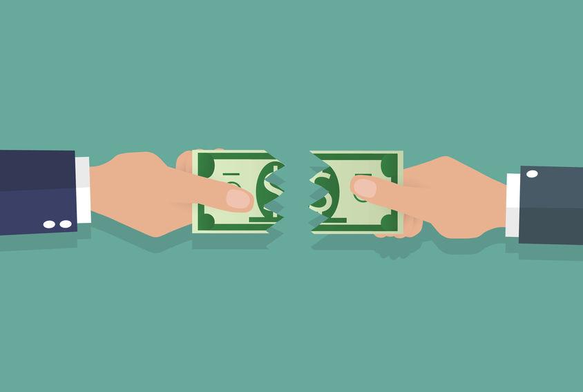 Split loans